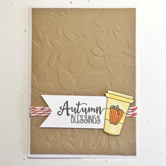 Sending Latte Love Cards | Free Digi Stamp from Verve Stamps | www.helengullett.com #fallclh #handmadecard #cardmaking #vervestamps #digistamp #creatingjoyfully