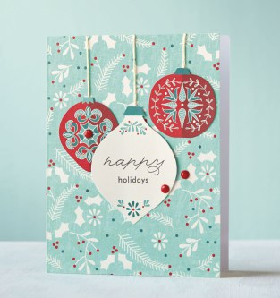 Check out these gorgeous Christmas Card inspirations --> http://blog.closetomyheart.com/2015/11/11/get-ahead-on-your-christmas-cards/ #CTMH #closetomyheart #ctmhcutabove #ctmhwhitepines #cutabove #whitepines #christmascard #holidaycard #handmadecard #cardmaking
