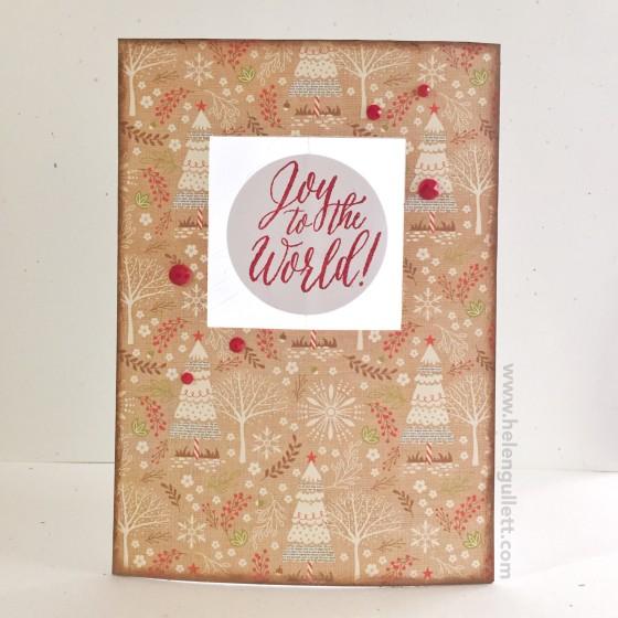 Christmas Spin Cards | By Helen Gullett http://helengullett.com/?p=8017 #closetomyheart #ctmh #ctmhwhitepines #whitepines #christmascard #handmadecard #cardmaking #papercrafting #stamping