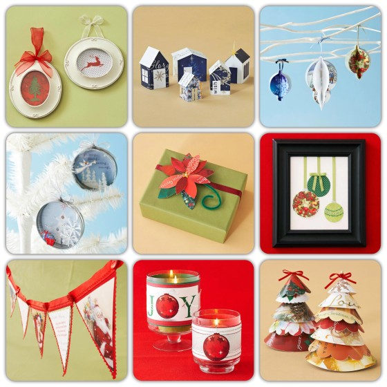Better Homes and Gardens: Decorative Ways to Recycle Christmas Cards