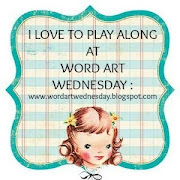 Word Art Wednesday - Anything Goes #217