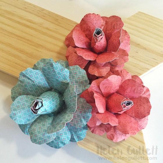 3D-Layered-Paper-Flower-4