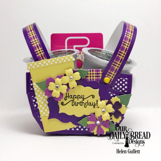 Bountiful Basket With Our Daily Bread Designs January New Release