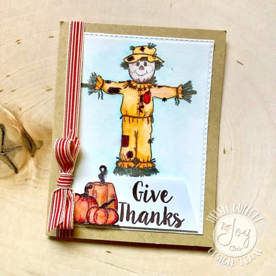 Joy Clair World Cardmaking Day 2017: Color Combo Challenge