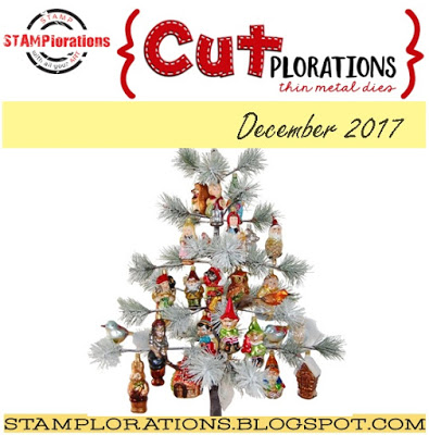 CUTplorations December Challenge