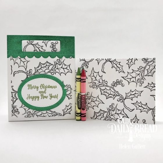 COLOR ME Cards and Gift Bag Set