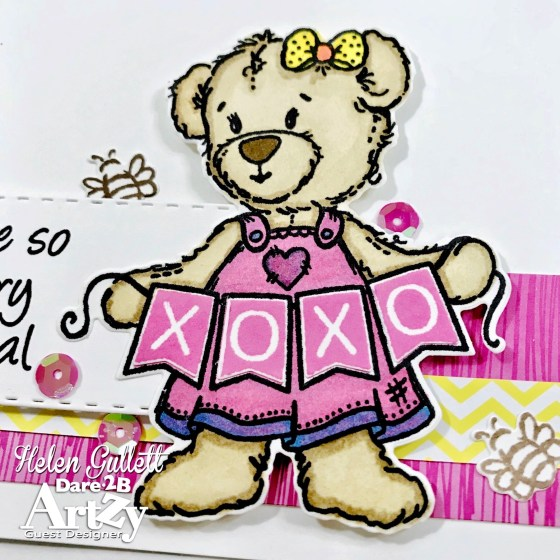 Dare 2B Artzy - You Are So Beary Special by Helen Gullett