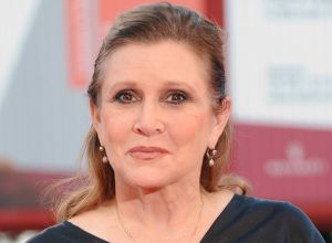 "Carrie Fisher Has Had ""Work Done"""