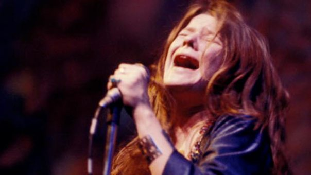 Janis Joplin, Raw and Gutsy