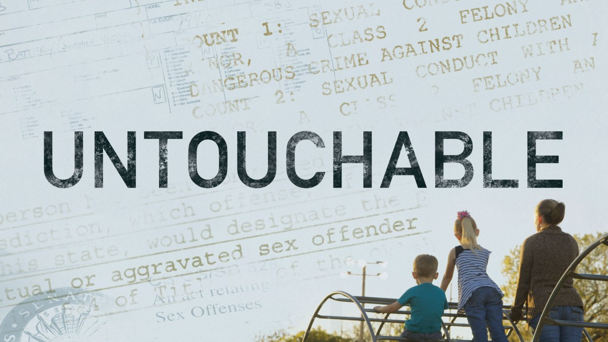 "Untouchable"" Documentary Interview w/ Director David Feige and"