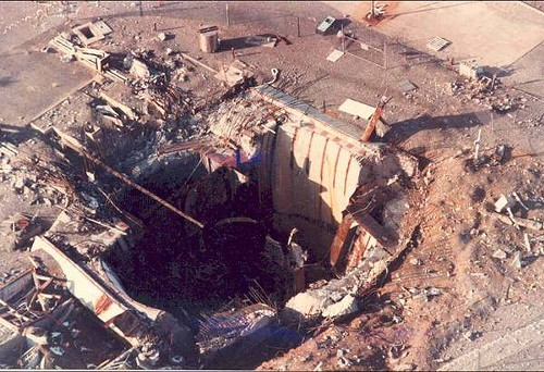 Titan II Explosion Site