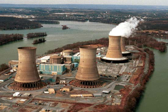 Three Mile Island Nuclear Power Accident
