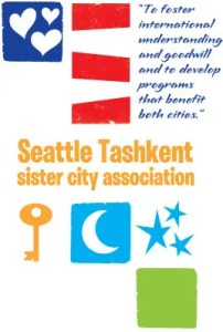 As a board director of the Seattle-Tashkent Sister City Association, I advocate for medical/health programs with Central Asia.