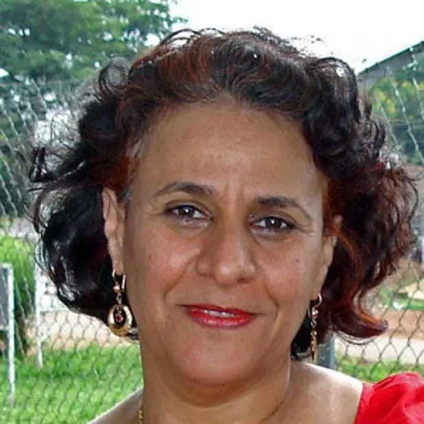 Aisha Jumann (PhD, MPH) works on polio at the Center for Disease Control & Prevention <br data-recalc-dims=
