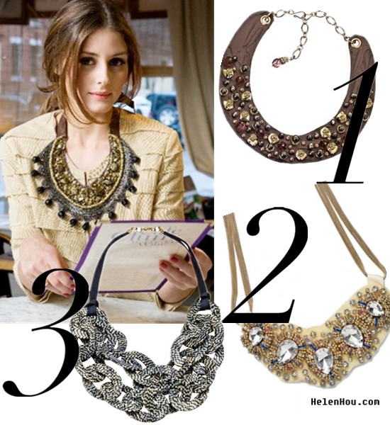 Statement nacklace,statement jewelry,costume jewelry, celebrity street style,Olivia Palermo street style,Olivia Palermo outfit,House of Cach Jewelry,Bellissima necklace, Bar III necklace,Bib necklace,Olivia Palermo,  helenhou, helen hou, the art of accessorizing, accessoriseart, celebrity style, street style, lookbook, model off-duty,red carpet looks,red carpet looks for less, fashion, style, outfits, fashion guru, style guru, fashion stylist, what to wear, fashion expert, blogger, style blog, fashion blog,look of the day, celebrity look,celebrity outfit,designer shoes, designer cloth,designer handbag,