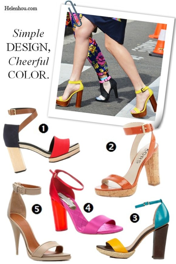 Pierre Hardy,KORS Michael Kors ,Vince Camuto,Stella McCartney,Givenchy,strap sandals, colorblock sandals,summer sandals, colorful sandals,how to wear strap sandals,street style, tommy ton,   foot candy,helenhou, helen hou, the art of accessorizing, accessoriseart, celebrity style, street style, lookbook, model off-duty,red carpet looks,red carpet looks for less, fashion, style, outfits, fashion guru, style guru, fashion stylist, what to wear, fashion expert, blogger, style blog, fashion blog,look of the day, celebrity look,celebrity outfit,designer shoes, designer cloth,designer handbag,
