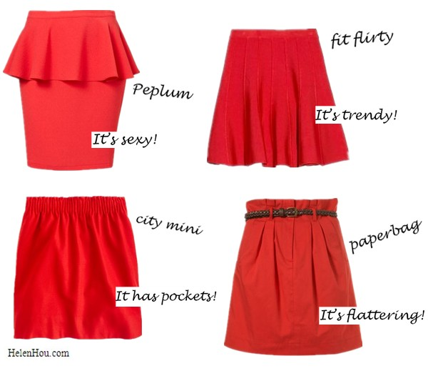 red skirt, what to wear with a red skirt, Topshop red skirt,Herve Leger,J.Crew,helenhou, helen hou, the art of accessorizing, accessoriseart, celebrity style, street style, lookbook, model off-duty,red carpet looks,red carpet looks for less, fashion, style, outfits, fashion guru, style guru, fashion stylist, what to wear, fashion expert, blogger, style blog, fashion blog,look of the day, celebrity look,celebrity outfit,designer shoes, designer cloth,designer handbag,