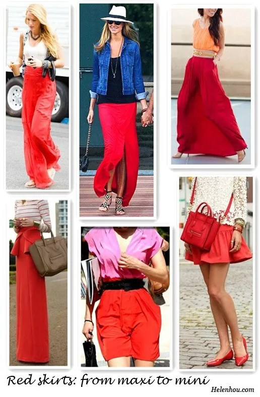 Blake lively, Stacy Keibler, Wendy, Blair Eadie, street style, what to wear with red skirts, red maxi skirt, red mini skirt, fashion week street style,celine bag,helenhou, helen hou, the art of accessorizing, accessoriseart, celebrity style, street style, lookbook, model off-duty,red carpet looks,red carpet looks for less, fashion, style, outfits, fashion guru, style guru, fashion stylist, what to wear, fashion expert, blogger, style blog, fashion blog,look of the day, celebrity look,celebrity outfit,designer shoes, designer cloth,designer handbag,