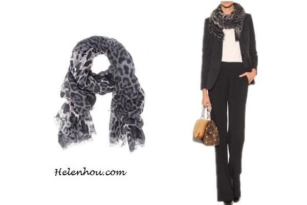 Heidi Klum, Miranda Kerr ,Ana Beatriz Barros,colored leopard scarf,red leopard scarf, purple leopard scarf,skinny jeans, olive blazer, balenciaga leather jacket,j brand coated red skinny jeans, off shoulder sweater,how to wear leopard scarf, stylish fall/winter outfit,prada floral tote, Saint Laurent  USANIMAL PRINT WOOL-CASHMERE SCARF,   helenhou, helen hou, the art of accessorizing, accessoriseart, celebrity style, street style, lookbook, model off-duty,red carpet looks,red carpet looks for less, fashion, style, outfits, fashion guru, style guru, fashion stylist, what to wear, fashion expert, blogger, style blog, fashion blog,look of the day, celebrity look,celebrity outfit,designer shoes, designer cloth,designer handbag,