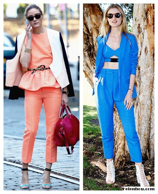 2f892738a36 how to Wear Head-To-Toe Color  how to wear bright colored suits