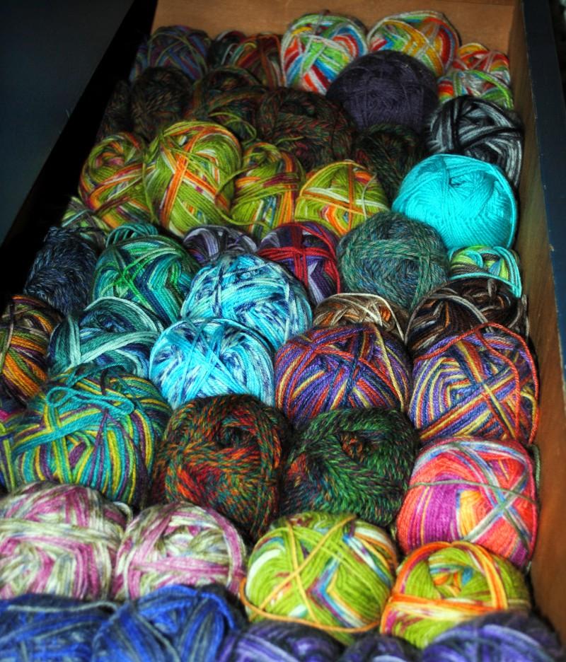 The 2 year yarn diet (5/6)