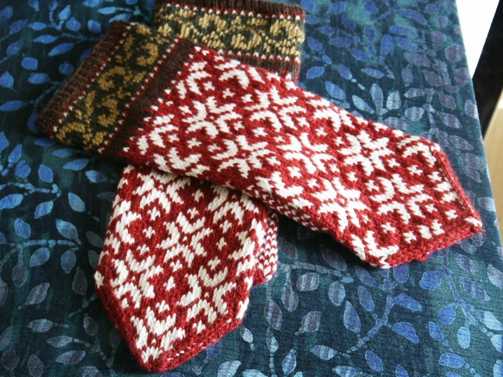 Knitting charts and things (1/6)