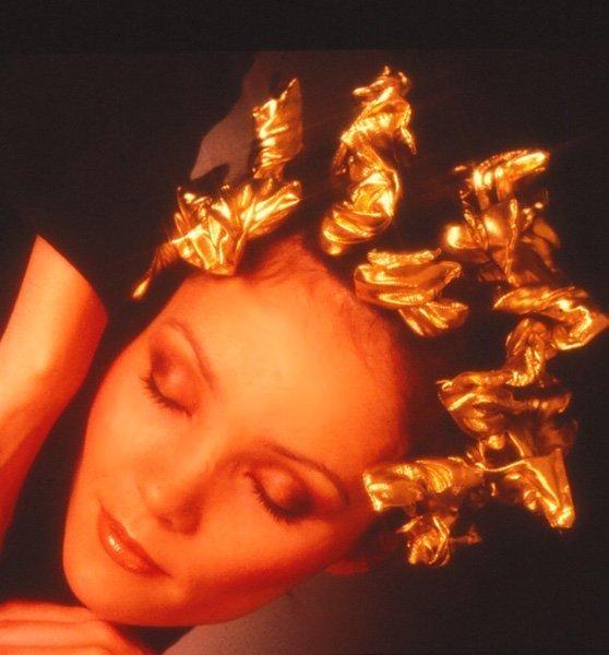 Gold Lamé Rags - 1980
