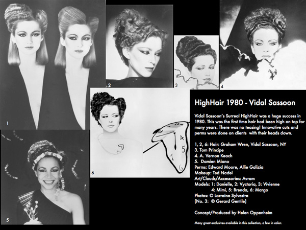 Vidal Sassoon's HighHair - 1980