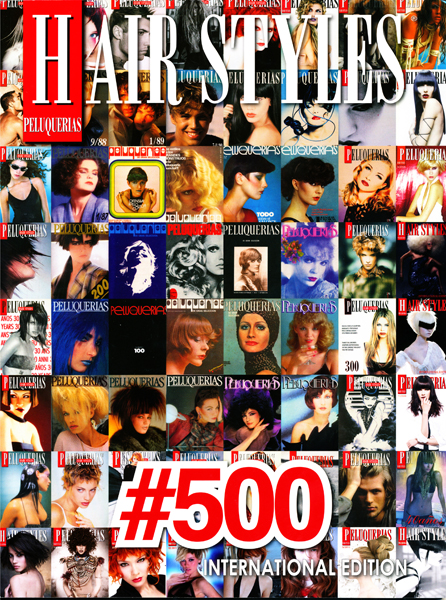 Peluquerias Cover 500th Issue - May 2013