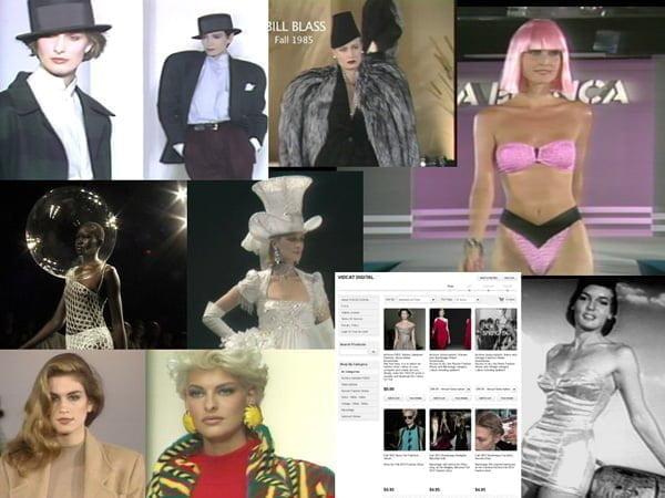 Vidcat Digital Fashions - 50s to Recent