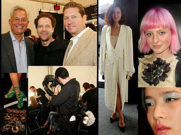 Scene New York Fashion Week 7 - For Spring 2014