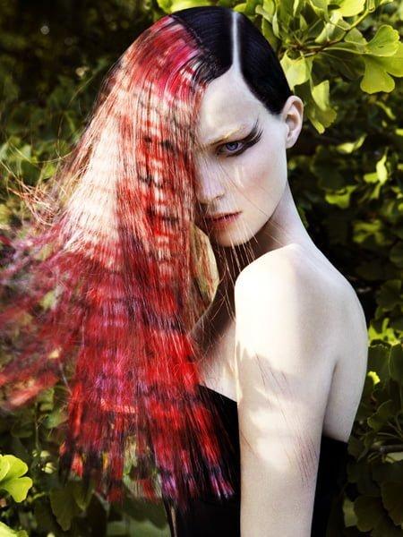 Plaid Hair - 2011