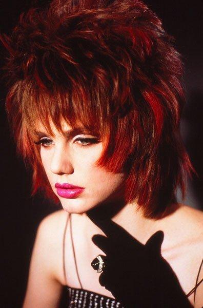 John Sahag Style, Sexy Redhead - 1985