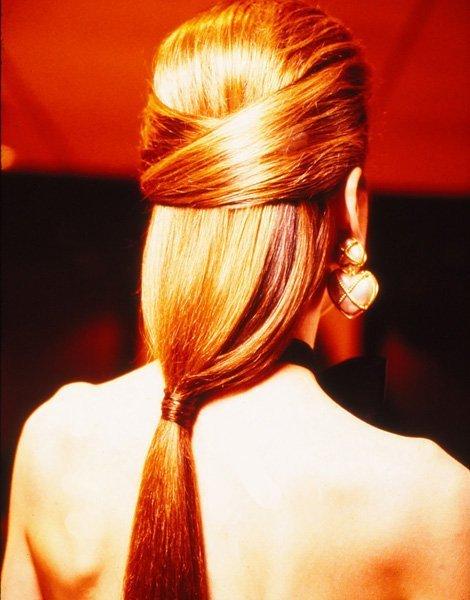 Criss Cross Hair Wrap - 1992