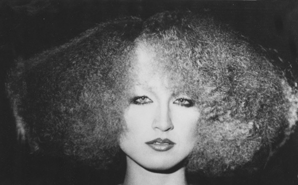 Hair History,  Wide Crimped Style- 1975