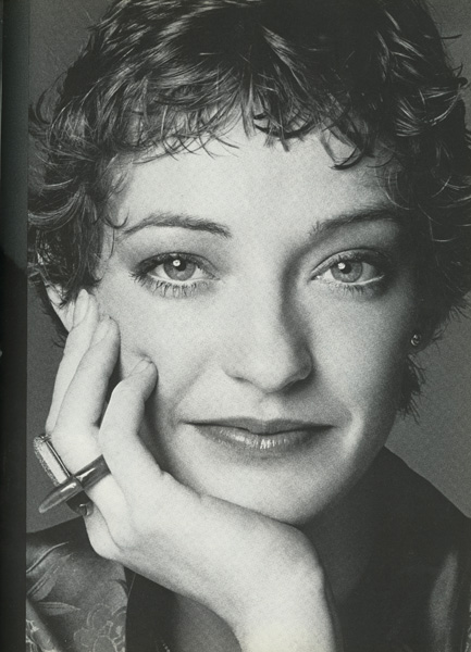 Loulou de la Falaise Gamine by Harry King -  1976