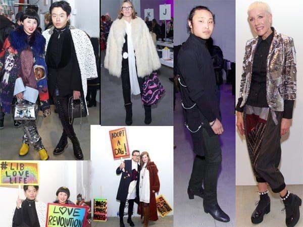 Fab Fashionistas Libertine NYFW Fall – 2016