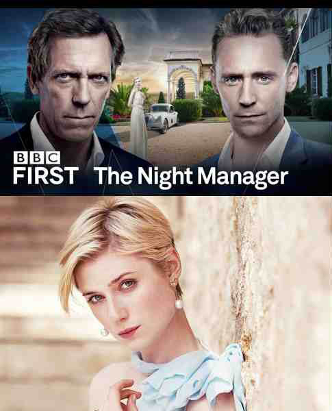 The Night Manager TV Series AMC – 2016