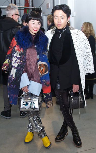 Supercool Fab Fashionistas @ NYFW - 2016