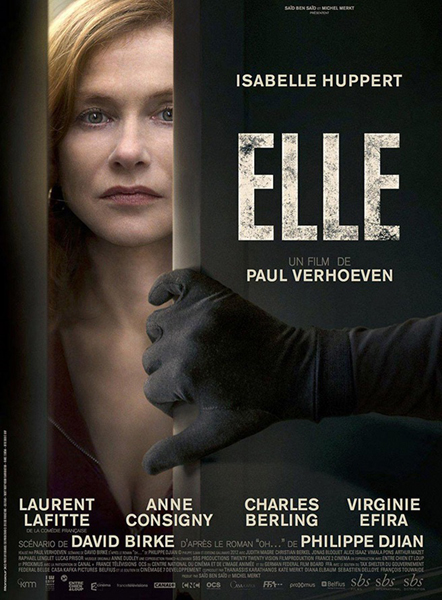 """Elle"" Controversial Rape Movie – 2016"