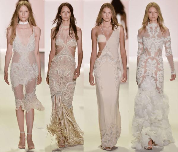 Jonathan Simkhai's Gorgeous Gowns – 2017