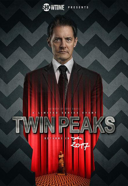 Twin Peaks TV Series Returns – 2017