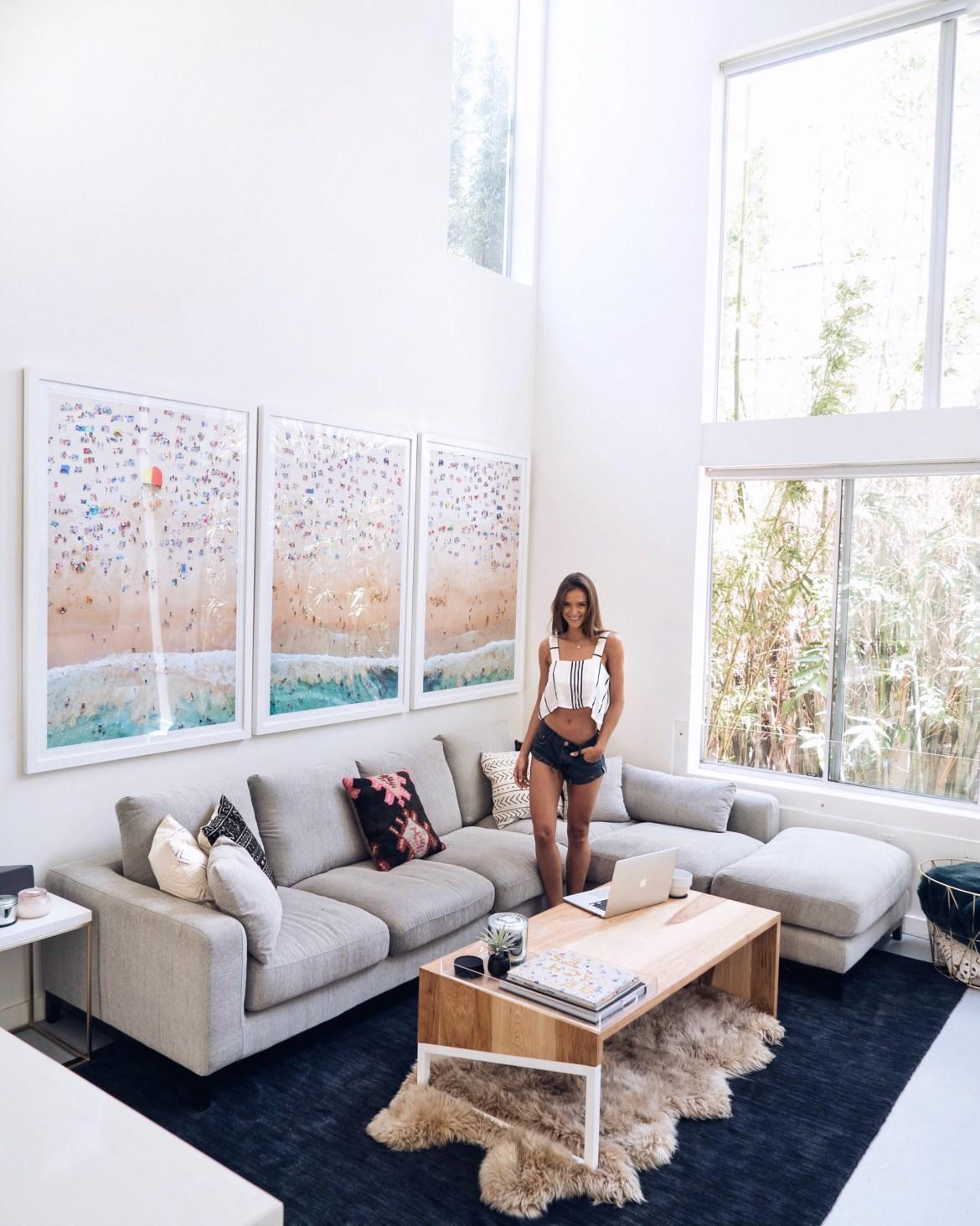 Living Room Art Update – Helen Owen