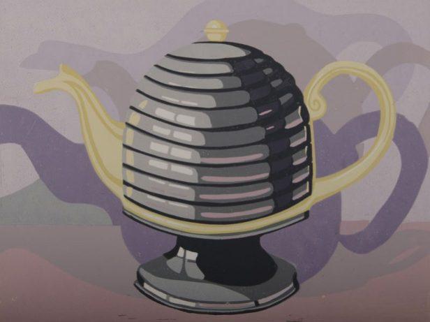 Beehive Teapot
