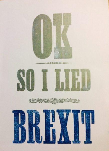 Brexit Lied