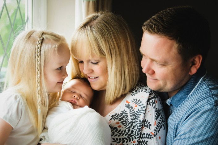 Helen Rowan Photography Newborn Photo Session Chesterfield