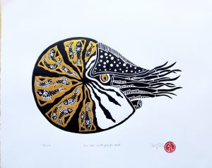 you are what you eat - nautilus