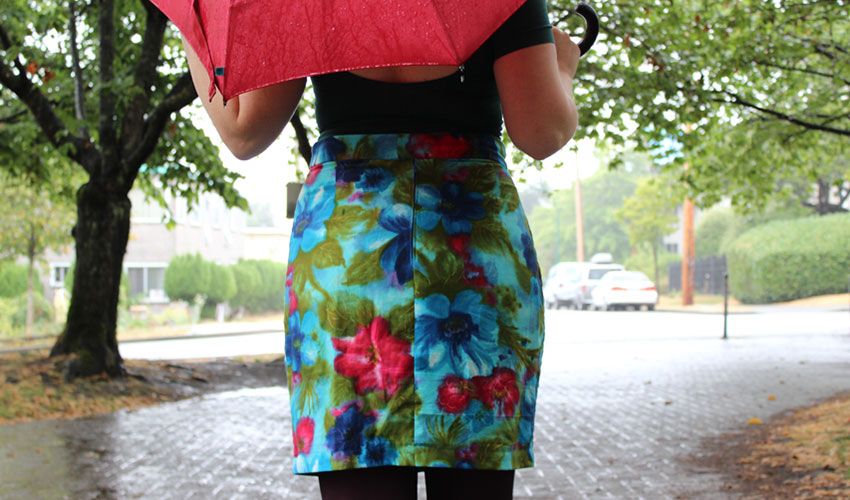 Pencil Skirt by Helen's Closet
