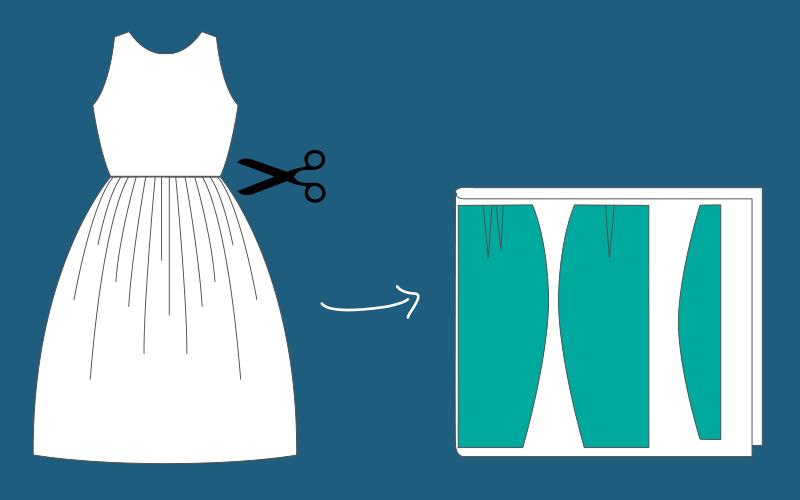 Pencil Skirt by Helen's Closet
