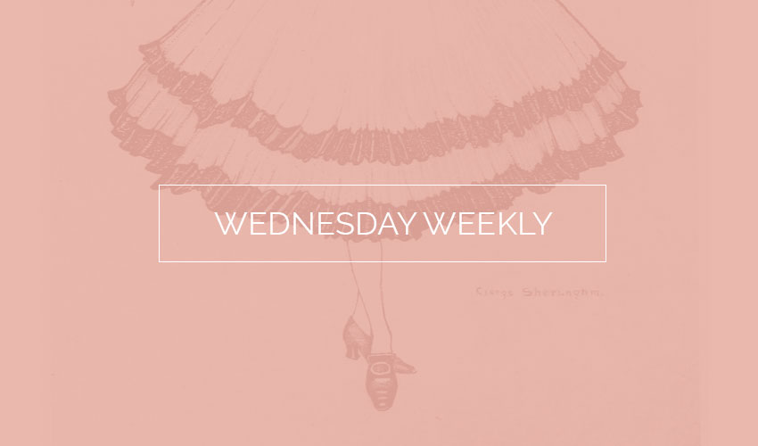 Wednesday Weekly